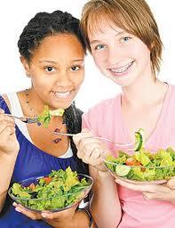Teen Vegetarians