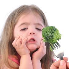 Picky Eater Girl