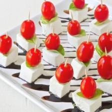 Caprise Salad Bites