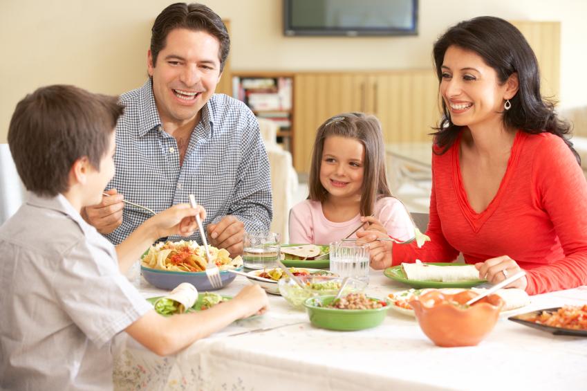Enjoy Meals Together