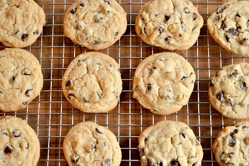 Baking Mistakes - Cooling Rack