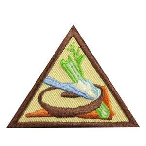 Brownies Snack Cooking Badge