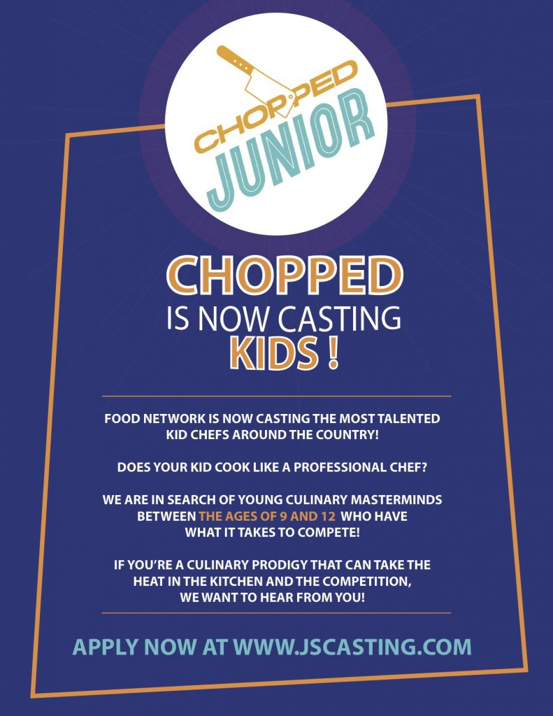 Audition - Chopped Jr.
